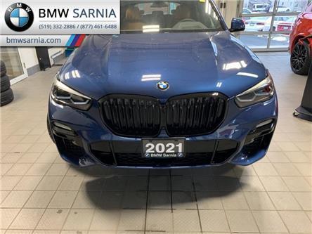2021 BMW X5 xDrive40i (Stk: BF2118) in Sarnia - Image 1 of 10