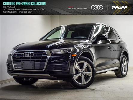 2018 Audi Q5 2.0T Progressiv (Stk: 53790) in Newmarket - Image 1 of 22