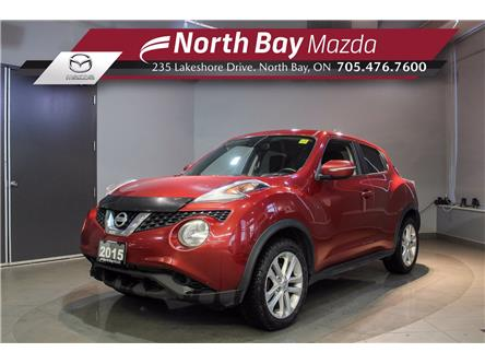 2015 Nissan Juke SV (Stk: 2142A) in North Bay - Image 1 of 19