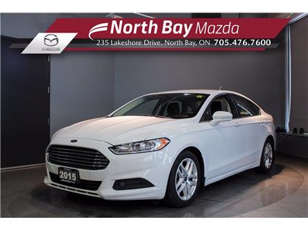 2015 Ford Fusion SE (Stk: U6757A) in North Bay - Image 1 of 23