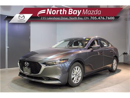 2019 Mazda Mazda3 GT (Stk: 1949D) in North Bay - Image 1 of 23