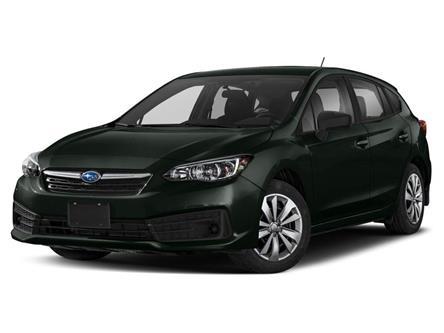 2021 Subaru Impreza Convenience (Stk: SUB2613T) in Charlottetown - Image 1 of 9