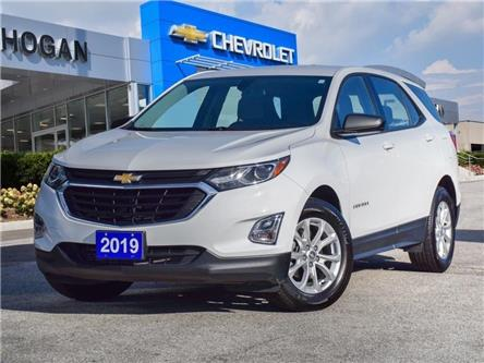 2019 Chevrolet Equinox LS (Stk: WN116031) in Scarborough - Image 1 of 28