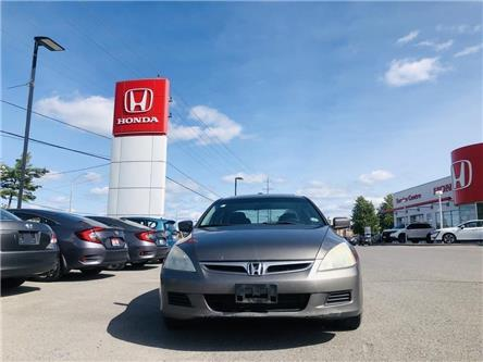 2007 Honda Accord  (Stk: 19322C) in Kingston - Image 1 of 10