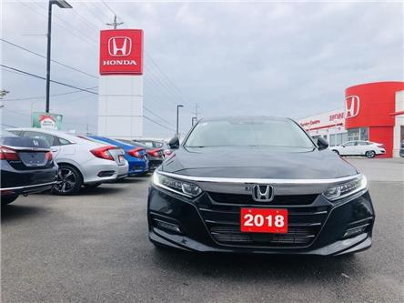 2018 Honda Accord EX-L (Stk: 20P180) in Kingston - Image 1 of 14