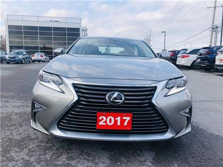 2017 Lexus ES 350 Base (Stk: J138A) in Kingston - Image 1 of 17
