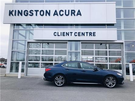 2020 Acura TLX  (Stk: 20P190) in Kingston - Image 1 of 19