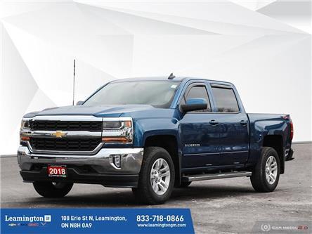 2018 Chevrolet Silverado 1500  (Stk: 21-049A) in Leamington - Image 1 of 30