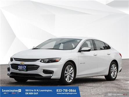2017 Chevrolet Malibu 1LT (Stk: U4492) in Leamington - Image 1 of 30