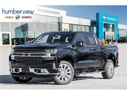 2021 Chevrolet Silverado 1500 High Country (Stk: 21SL031) in Toronto - Image 1 of 22