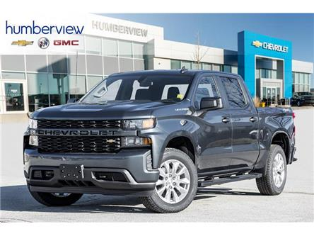 2021 Chevrolet Silverado 1500 Custom (Stk: 21SL041) in Toronto - Image 1 of 18