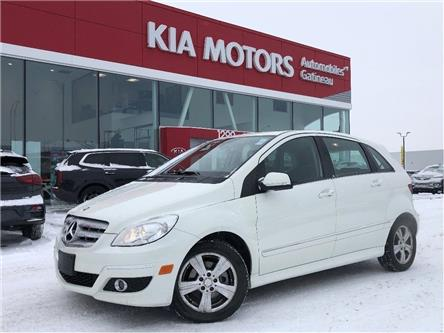 2010 Mercedes-Benz B-Class Base (Stk: 11072A) in Gatineau - Image 1 of 20