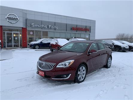 2017 Buick Regal Premium I (Stk: 20-292A2) in Smiths Falls - Image 1 of 18