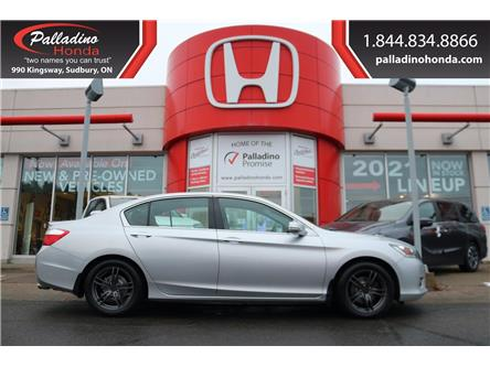 2015 Honda Accord Sport (Stk: 22813A) in Greater Sudbury - Image 1 of 32