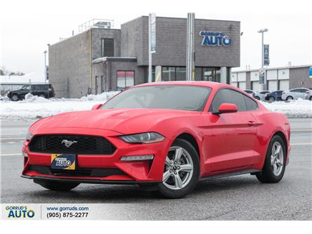 2018 Ford Mustang EcoBoost (Stk: 161333) in Milton - Image 1 of 19