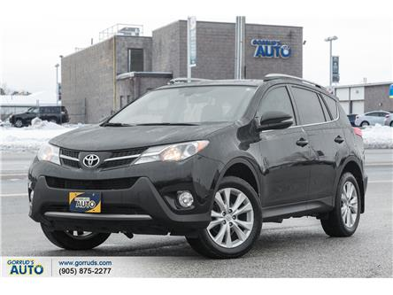 2015 Toyota RAV4 Limited (Stk: 292406) in Milton - Image 1 of 22