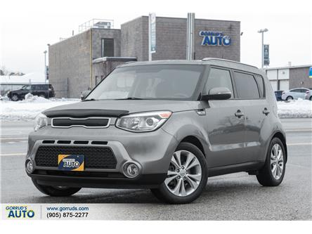2015 Kia Soul EX (Stk: 212076) in Milton - Image 1 of 19