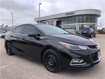 2017 Chevrolet Cruze LT Manual (Stk: 174073) in Waterloo - Image 1 of 26