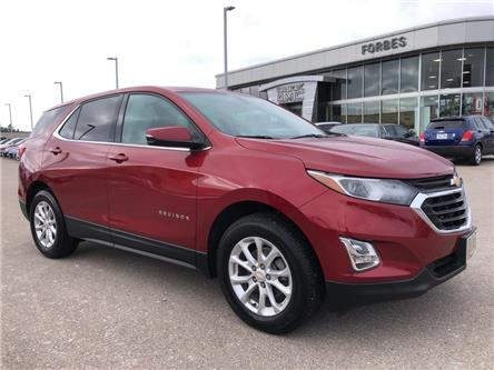 2018 Chevrolet Equinox LT (Stk: 110023) in Waterloo - Image 1 of 27
