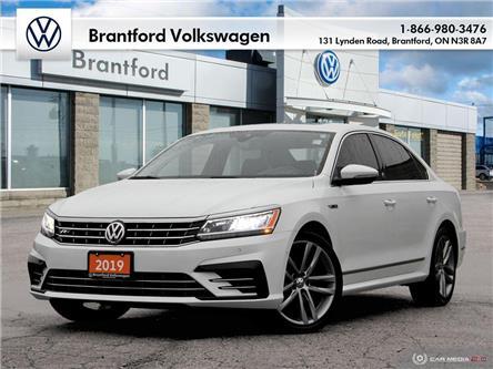 2019 Volkswagen Passat Wolfsburg Edition (Stk: TI20588B) in Brantford - Image 1 of 26