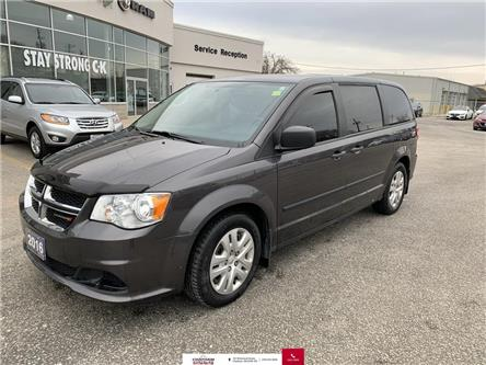 2016 Dodge Grand Caravan SE/SXT (Stk: N04810A) in Chatham - Image 1 of 22