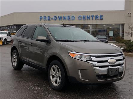 2012 Ford Edge SEL (Stk: P01381A) in Brampton - Image 1 of 18