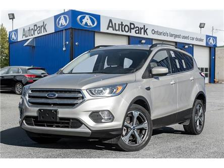 2017 Ford Escape SE (Stk: 17-8722AR) in Georgetown - Image 1 of 19