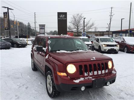 2015 Jeep Patriot Sport/North (Stk: R06729A) in Ottawa - Image 1 of 21