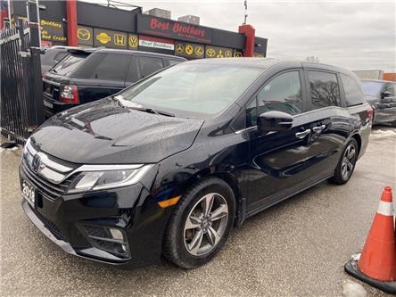 2018 Honda Odyssey EX (Stk: 507659) in Toronto - Image 1 of 19