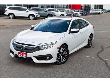 2016 Honda Civic EX-T (Stk: L100766A) in Brampton - Image 1 of 18