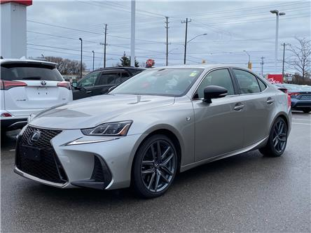 2019 Lexus IS 300 Base (Stk: W5220) in Cobourg - Image 1 of 24