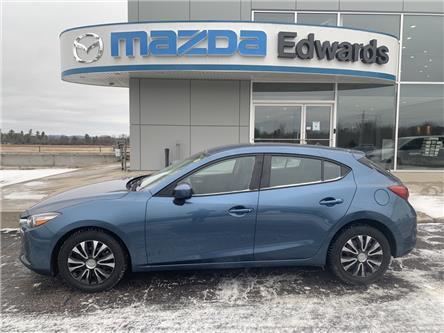 2018 Mazda Mazda3 Sport GX (Stk: 22531) in Pembroke - Image 1 of 10