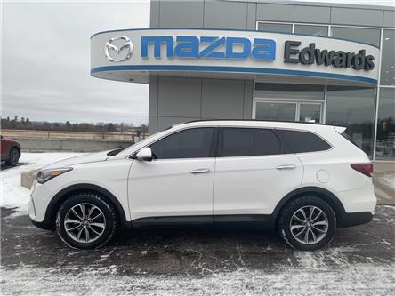 2017 Hyundai Santa Fe XL Luxury (Stk: 22543) in Pembroke - Image 1 of 12