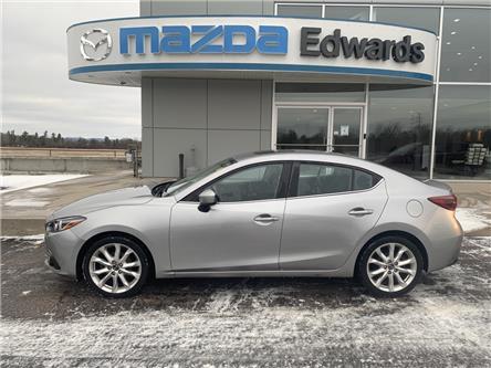 2015 Mazda Mazda3 GT (Stk: 22548) in Pembroke - Image 1 of 12