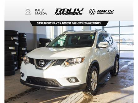 2016 Nissan Rogue SV (Stk: 2117A) in Prince Albert - Image 1 of 15