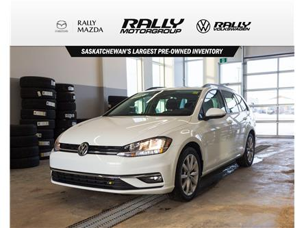 2019 Volkswagen Golf SportWagen 1.8 TSI Highline (Stk: V1387) in Prince Albert - Image 1 of 15