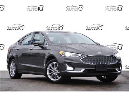 2019 Ford Fusion Energi Titanium (Stk: 20E6760A) in Kitchener - Image 1 of 19