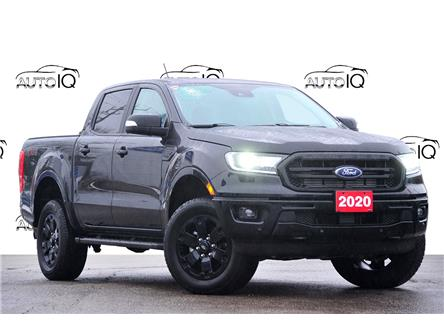 2020 Ford Ranger Lariat (Stk: 153950A) in Kitchener - Image 1 of 19