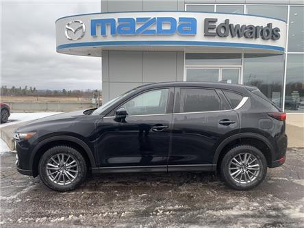 2017 Mazda CX-5 GX (Stk: 22533) in Pembroke - Image 1 of 10