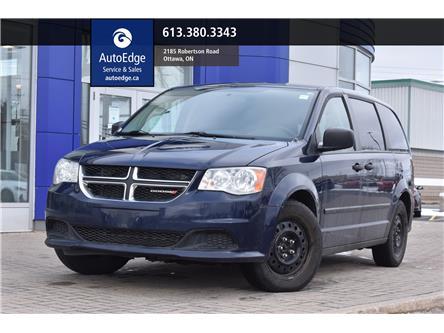 2014 Dodge Grand Caravan SE/SXT (Stk: A0470) in Ottawa - Image 1 of 24