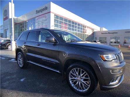 2017 Jeep Grand Cherokee Summit (Stk: 210050A) in Calgary - Image 1 of 25