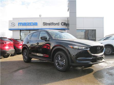 2021 Mazda CX-5 GS (Stk: 21035) in Stratford - Image 1 of 13