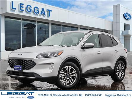 2020 Ford Escape SEL (Stk: U5496) in Stouffville - Image 1 of 26