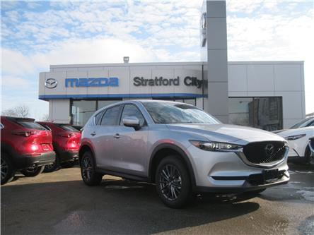 2021 Mazda CX-5 GS (Stk: 21025) in Stratford - Image 1 of 12