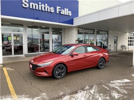 2021 Hyundai Elantra Preferred (Stk: 10286) in Smiths Falls - Image 1 of 11