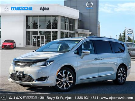 2017 Chrysler Pacifica Limited (Stk: 21-1053A) in Ajax - Image 1 of 25