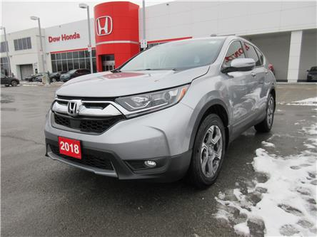 2018 Honda CR-V EX (Stk: 29011L) in Ottawa - Image 1 of 18