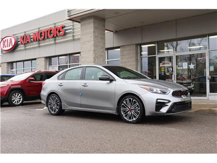 2021 Kia Forte GT (Stk: 02716) in Cobourg - Image 1 of 25