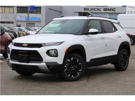 2021 Chevrolet TrailBlazer LT (Stk: 3175411) in Toronto - Image 1 of 29