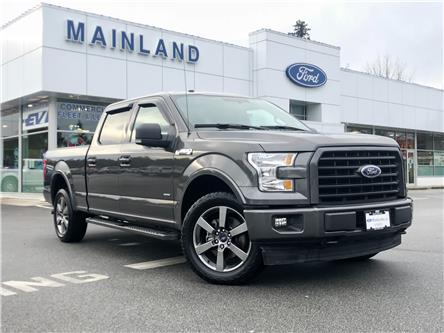 2017 Ford F-150 XLT (Stk: P9465A) in Vancouver - Image 1 of 27